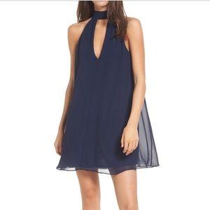 Soprano Lace-Up Swing Dress!